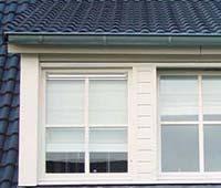 Kunststof dakkapel Hilversum