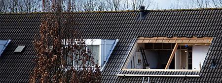 dakkapel vervangen Vroomshoop